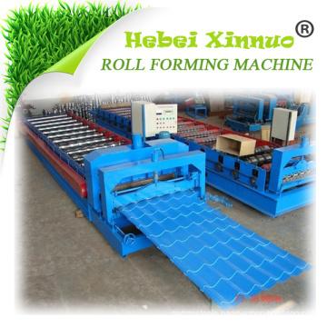 glazed floor tile machine