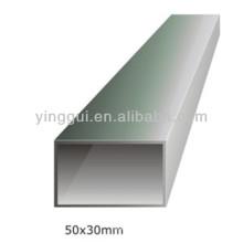 Perfil de liga de alumínio 7017
