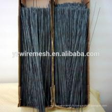 Fil de recuit noir de haute qualité et de haute qualité en Chine