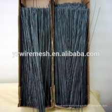 China high yield & quality straight cut black annealed wire