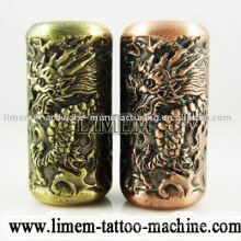 Skull tattoo machine Grip