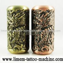 Máquina de tatuagem de caveira