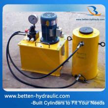 Bouchon de bouteille électrique robuste Jack hydraulique électrique