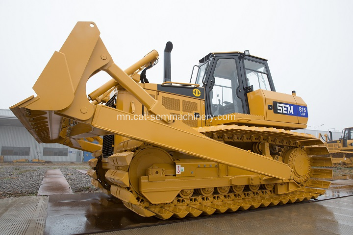 Big Power SEM816 Track Type Tractor