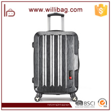 Maleta rígida de alta calidad de la carretilla del policarbonato de la maleta de China