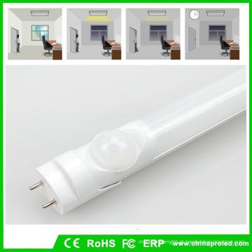 Tubo barato do diodo emissor de luz do sensor de movimento do preço PIR para os lotes de estacionamento 2FT 85-262V do carro 3 anos de garantia