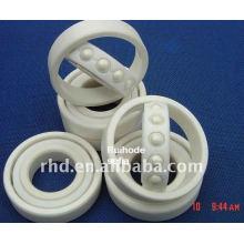High heat isolation Ceramic Angular-contact ball bearing 71912C/AC