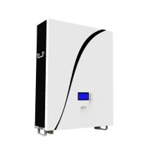 Литий-ионная батарея 48V Powerwall   Чистый белый цвет