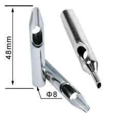 Acier inoxydable Stee tattool Astuce spécial nouvelle conception pointe creuse magnum 316L acier chirurgical conseils de prise de tatouage
