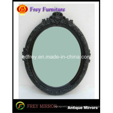 Solid Wood Antique Design Wall Mirror Frame