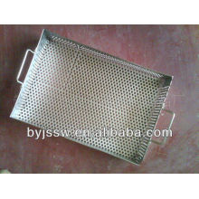 Perforated Metal Baskets