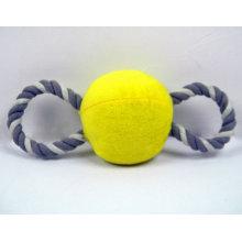 мягкий плюш и Pet теннисный плюшевые игрушки