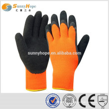SUNNYHOPE winter dipped foam gloves