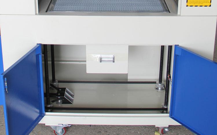 up down worktable 4060 laser cutter