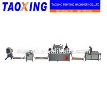 Furred Decke Druckmaschine mit Schneidfabrik direkt Zelleing