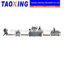Full-auto single Color Screen processing machinery for iron plate