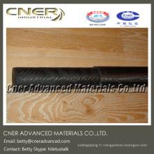 Fabricant professionnel de mât de planche à voile en fibre de carbone