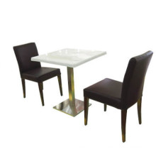 Western Restaurant Set with Tables and Chairs (FOH-BCA34)
