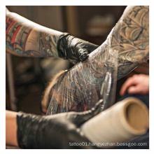 10cm Sterile and Safe Clear After Care Tattoo Skin Healing Film Bandage Roll 10 Yard Tattoo Wrap Cover New Ink Tattoo