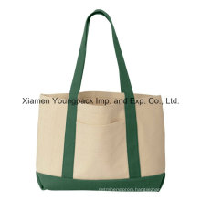 Wholesale Custom Large Waterproof Boat Tote Canvas Bag