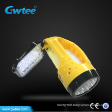 super brightness multifunction electric power hunting led flashlight