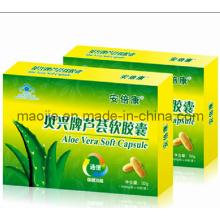 100% Природные Алоэ Вера мягкой капсулы для похудения (MJ - 350 мг * 30capsules)