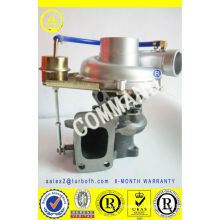 Turbine RHC6 pour turbocompresseur de pièces de camion hino
