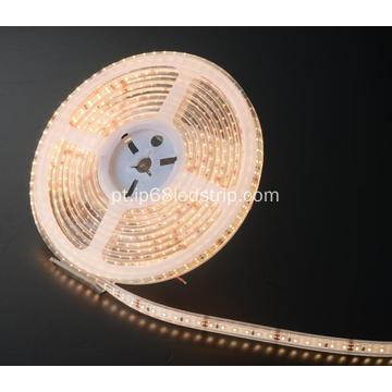 All In One SMD3014 120leds Luz de tira led transparente