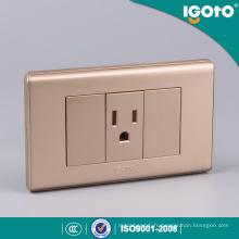 Prise de réception de type Golden Color 118 pour le marché du Pérou