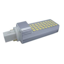 110V-120V LED Luz Pl Luz LED G24 Pl lámpara (7W)