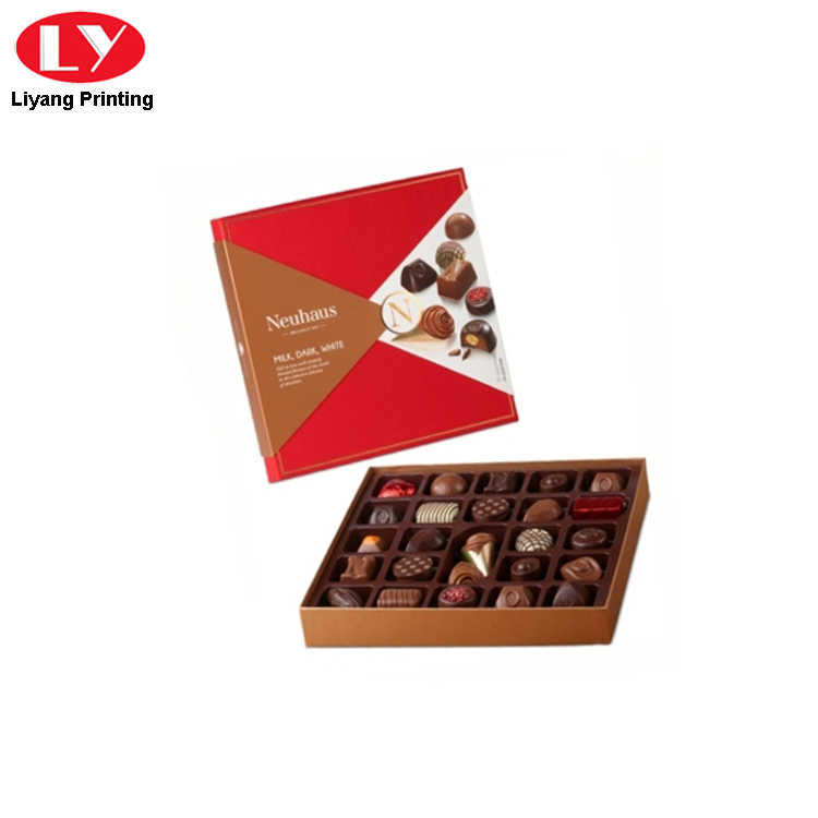 Gift Chocolate Box Packaging