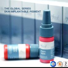 Maquillage médical de maquillage permanent Microprogrammes de tatouage de sourcils Ink