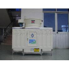 Torre de resfriamento retangular de fluxo cruzado certificada Cti Jnt-100 (S)