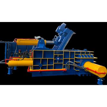 Machine de presse à balles de recyclage de ferraille hydraulique