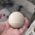 Supports de support en porcelaine Boule en céramique d'alumine