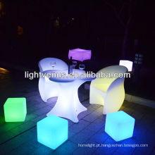 móveis iluminados decorativos