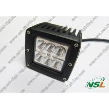 18W LED travaillant l'éclairage hors route de tracteur léger Auot (NSL-1806D-18W)