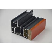 Perfil de aleación de aluminio / aluminio para puertas correderas y marco de puerta
