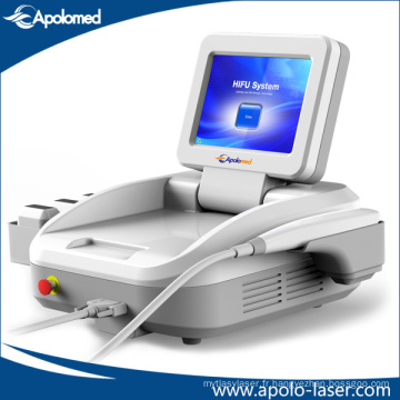 Hifu High Intensity Ultrasound Face Lift Machine