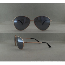 Красочные металлические рамы украшения Солнцезащитные очки M01164