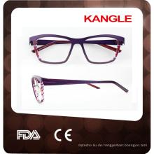 handgemachte Acetat-Brillen für Frauen