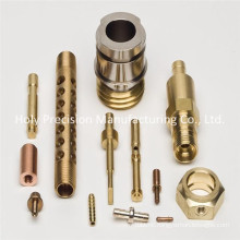 Precision Turning Brass CNC Machining Part
