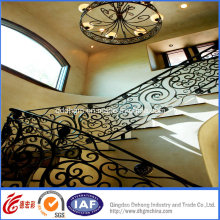 Specail Residential Modern Wrought Iron Railings (dhrallings-25)