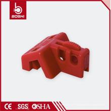Verrouillage du disjoncteur miniature à double pôle