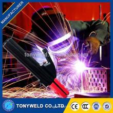 Suporte de soldagem de eléctrodos de tipo italiano Eletrodo de soldagem do suporte da lâmpada de soldadura média