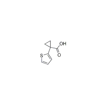 Wholesale 1-(Thien-2-yl)cyclopropanecarboxylic Acid CAS 162959-94-6