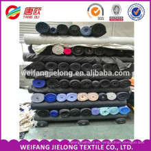 Un grado TC 65/35 popelina tela de bolsillo liso alibaba china TC 65/35 impreso tela de popelina mucho lote