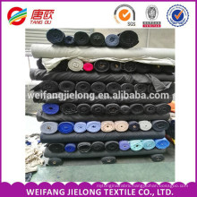 A grade TC 65/35 poplin plain pocketing fabric alibaba china TC 65/35 printed stock lot poplin fabric