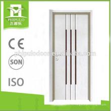 Внутренняя дверь новейшего дизайна с МДФ для входа в спальню