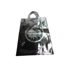 Personalized Aluminizing Custom Printed Shopping Carrier Bags With Handle